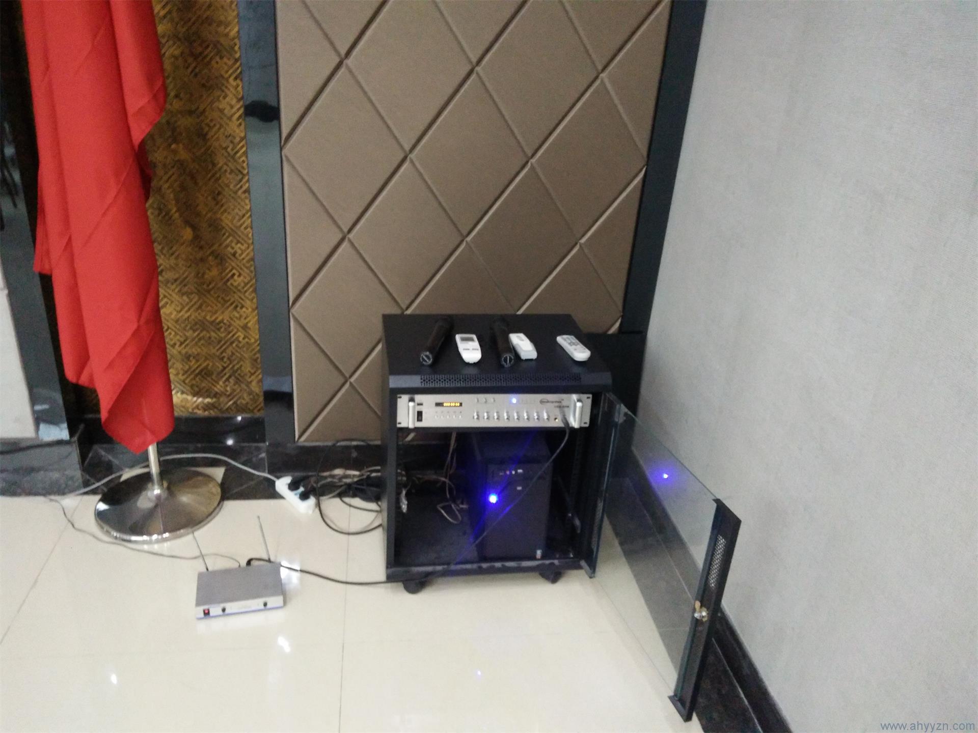 合肥会议系统设备安装