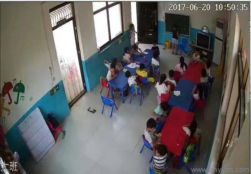 幼儿园监控安装