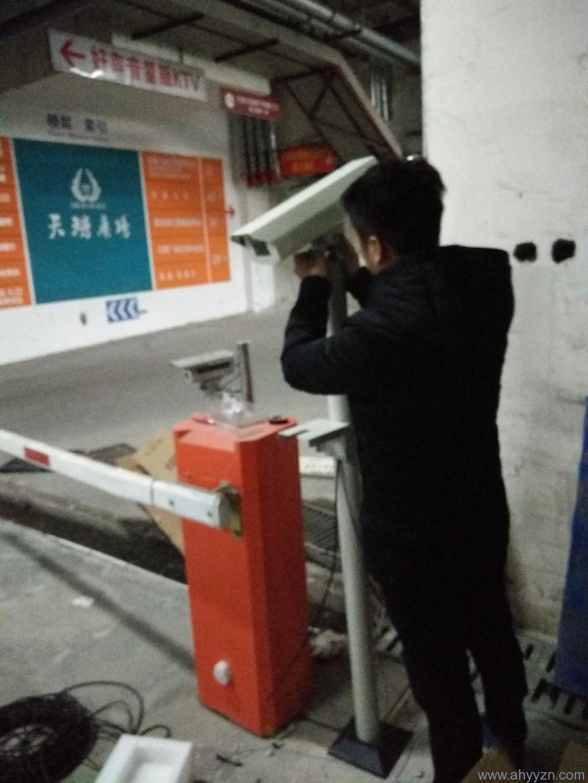 安庆车牌识别系统安装