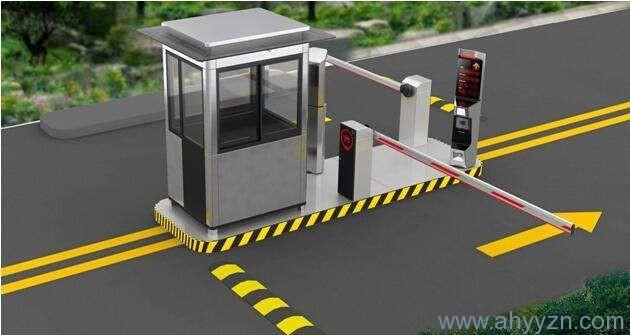 合肥车牌识别系统